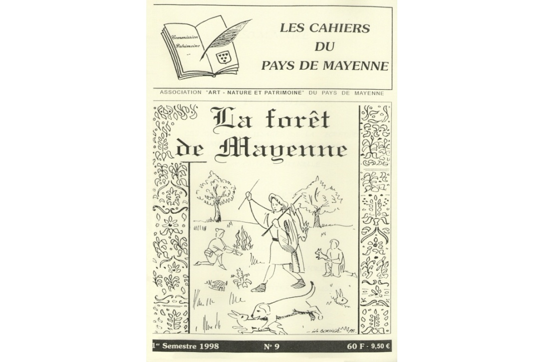 Cahier n° 9 - Couverture