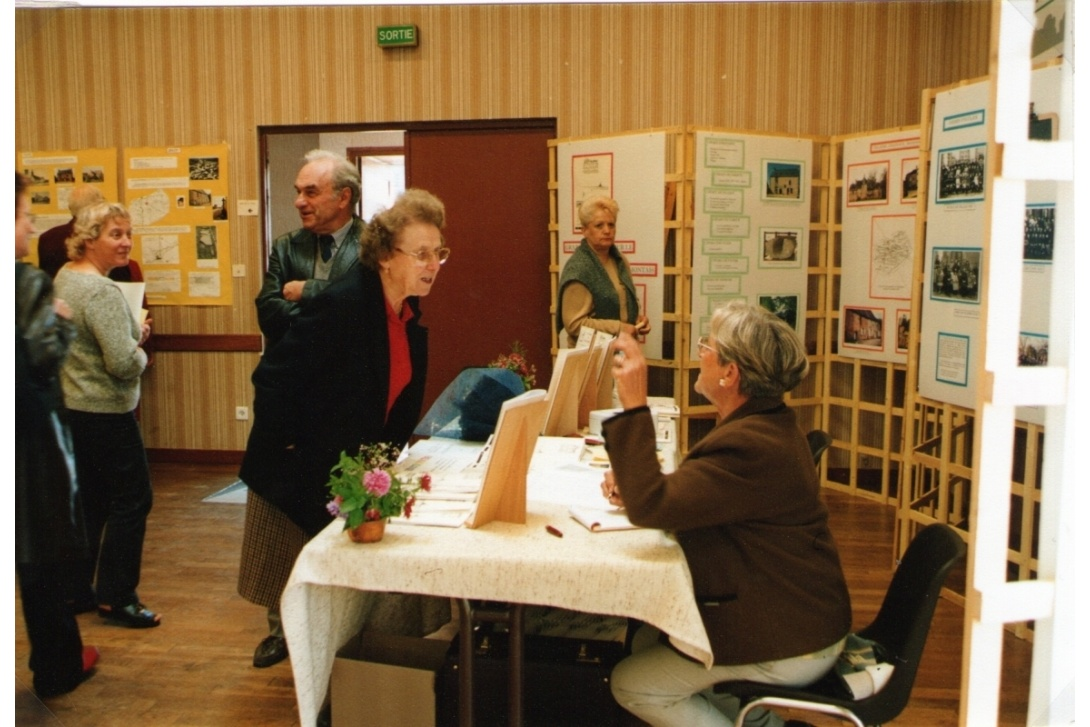 Cahier n° 20 - Grazay : chaque sortie de cahier s'accompagne d'une expo